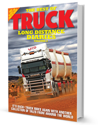 The Best of TRUCK: Long Distance Diaries